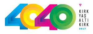 40 Yaş Altı 40 2017